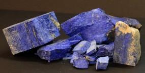 Lapis Lazuli - Stein