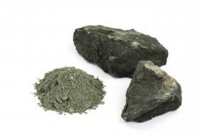 Céladonite, Porphyre