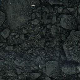 Schwarze Kreide, Stücke 15 - 30 g