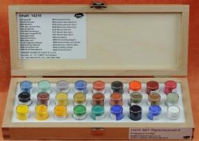 Assortimento di Pigmenti A