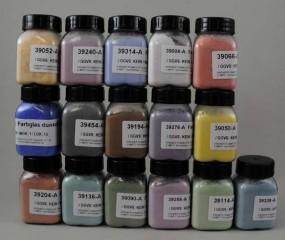 Glasfarben-Sortiment