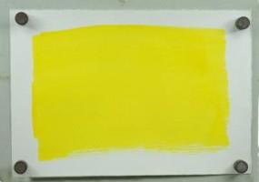 Kremer Künstlertusche Zitronengelb