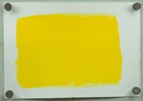 Kremer Künstlertusche Gelb
