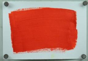 Kremer Künstlertusche Orange