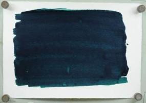 Kremer Künstlertusche Grün, blaustichig