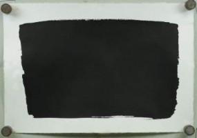 Kremer Künstlertusche Schwarz
