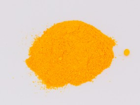 Cadmiumgelb mittel-dunkel, historisch