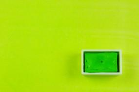 Kremer Aquarell - Maigrün, Mischung