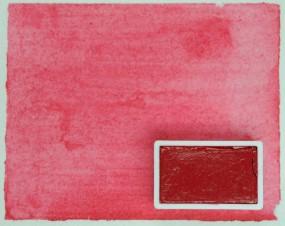Kremer Watercolor - Quinacridone Pink D, PV 19