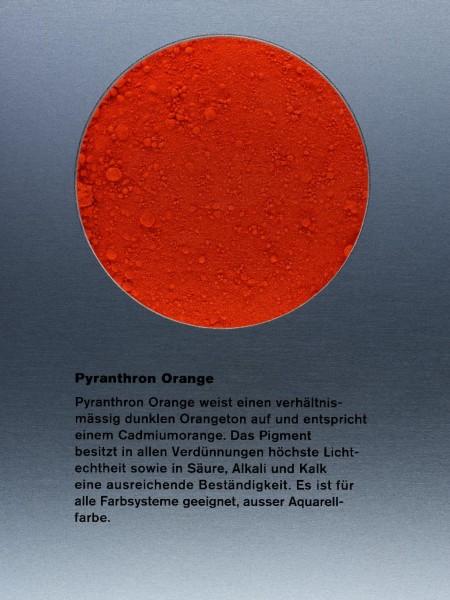 pyranthronorange organische pigmente pigmente der moderne pigmente kremer pigmente gmbh. Black Bedroom Furniture Sets. Home Design Ideas