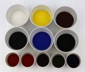 Sortiment: XSL Pigmente
