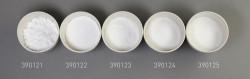 Farbglas alabaster, opak