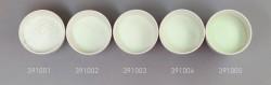 Farbglas lindgrün