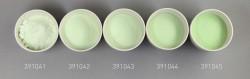 Farbglas opalnilgrün, opak
