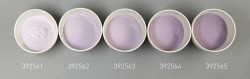 Farbglas opalflieder, opak