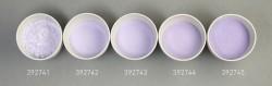 Farbglas opalviolett, opak