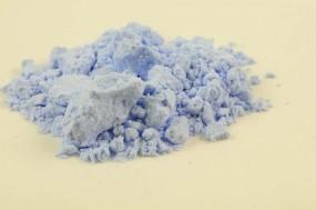 Farbglas lichtblau, transparent