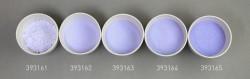 Farbglas delftblau, opak
