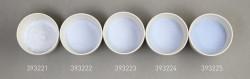 Farbglas pastellblau, opak