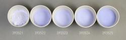 Farbglas lavendel, opak