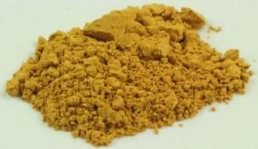 Eisenoxidocker gelb