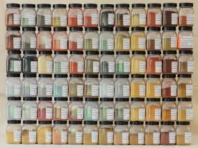 Erdfarbensortiment - Große Auswahl I