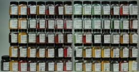 Erdfarbensortiment - Große Auswahl II