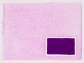 Kremer Acquerello - Rosso oltremare, leggermente bluastra