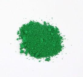 Kobaltgrün PG 50, leicht blaustichig