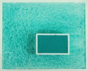 Kremer Aquarell - Kobaltgrün blaustichig A