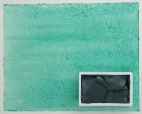 Kremer Aquarell - Chromoxidhydratgrün