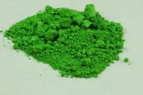 Verde di cadmio, chiaro