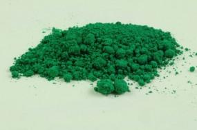 Cadmiumgrün, dunkel