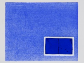 Kremer Aquarell - Ultramarinblau, hell