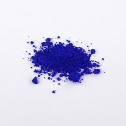 Ultramarinblau rötlich hell