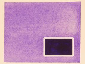 Kremer Watercolor - Ultramarine Violet, reddish