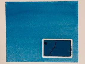 Kremer Aquarell - Kobaltblau, grünlich