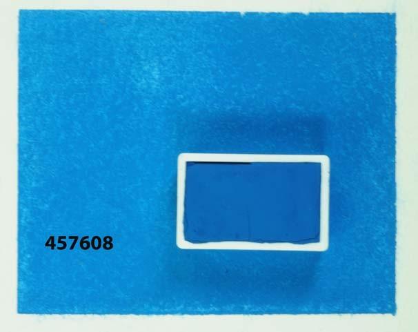 kremer aquarelle bleu de cobalt turquoise fonc aquarelles kremer cuvettes individuelles. Black Bedroom Furniture Sets. Home Design Ideas