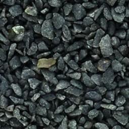 Basalt schwarz, Sand
