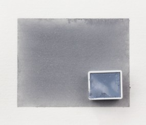 Kremer Watercolor - Cool Gray No. 1