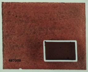 Kremer Aquarelle - Caput mortuum, rougeâtre