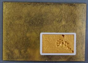 Kremer Aquarell - IRIODIN® 300 GOLDPERL, Colibri Gold