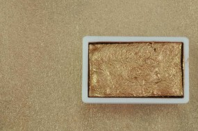 Kremer Aquarell - Perlglanz IRIODIN® Colibri Bronze