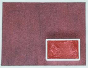 Kremer Aquarell - Perlglanz IRIODIN® Colibri Rot