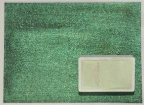 Kremer Watercolor -IRIODIN® 7235 ULTRA GREEN, Chroma Green