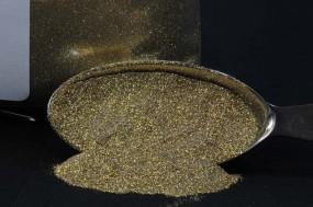 Gold-Glitzer 0,1 x 0,1 mm