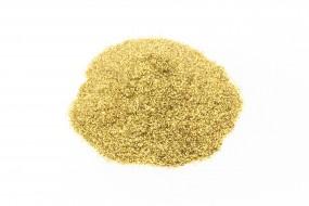 Gold-Glitzer 0,2 x 0,2 mm