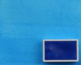 Kremer Aquarell - Tages-Leucht-Farbe Blau