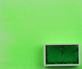 Kremer Watercolor - Fluorescent Pigment Green