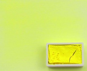 Kremer Aquarell - Tages-Leucht-Farbe Zitronengelb